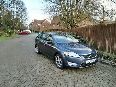 Ford Mondeo 1.8 TDCI 125 bHP Estate. 26315 miles