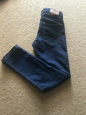 H & M Boys Skinny Dark Blue Smart Denim Jeans , Age 11 Years , Euro 146