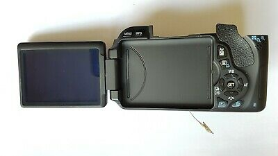 Complete Canon 600D  T3i Kiss X5 DSRL Camera LCD Screen Back Cover CG2-2997  215