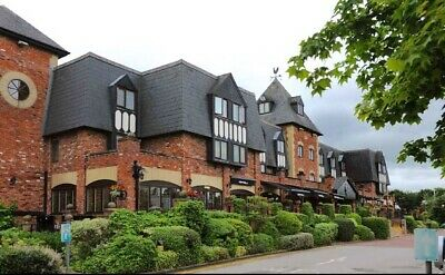 SAT. 14th  MARCH Village Hotel THE WIRRAL Double Room BARGAIN inc. £10 voucher
