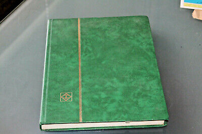 GB  SUBSTANTIAL USED COLLECTiON ALL ERAS IN 32P STOCKBOOK 1200+ STAMPS