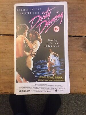Dirty Dancing VHS Video Retro, Supplied by Gaming Squad Ltd