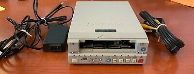 Sony DSR-11 DVCAM Digital Videocassette Recorder Tested & Works Cables Included