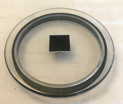 Nespresso Aeroccino 3 Replacement Lid Milk Frother Cover and Seal 3594 Free Post