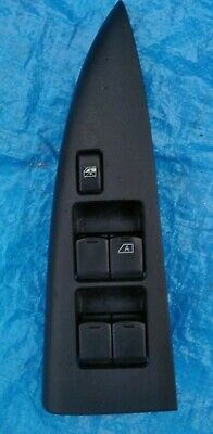 2006 MK1 Nissan Note Driver Side Electric Window Switch Pack Control 25401 9U02B