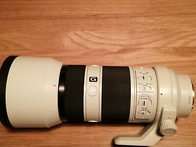 Sony SEL 70-200mm F/4 OSS G FE E-Mount Zoom Lens