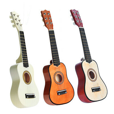 21 Inch 6 Strings Basswood Acoustic Classic Guitar For Kids Children Gift Mini