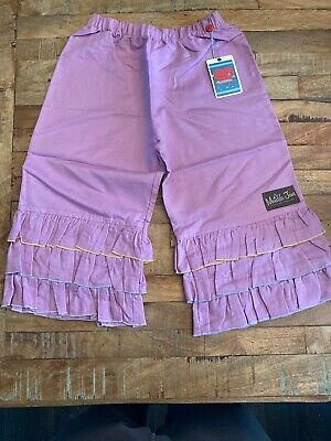 Matilda Jane Size 6  Girls Pants New With Tags
