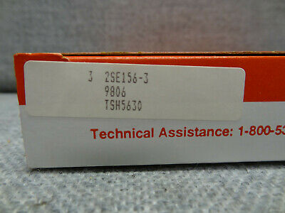 "Honeywell 2SE156-3 Micro Switch  38"" Bulk Pack of 3"