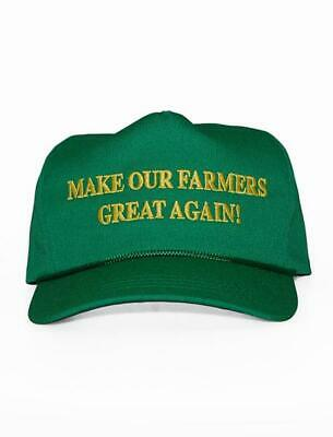 Official Make Our Farmers Great Again Hats (Made in USA)