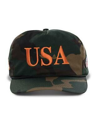 Official USA 45th Presidential Hat (Made in USA)