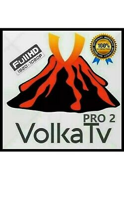 PROMO Volka Pro 2 Original, Officiel, 12 mois, Activation rapide