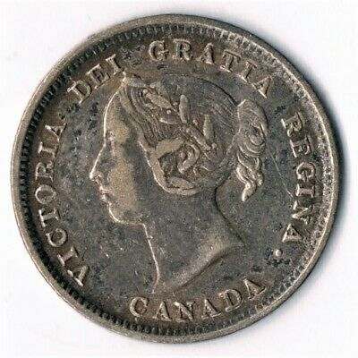 Victoria 5 cent 1888:  Type OF5   RF5 First 8 /3 last 8 Wide8/Wide 8