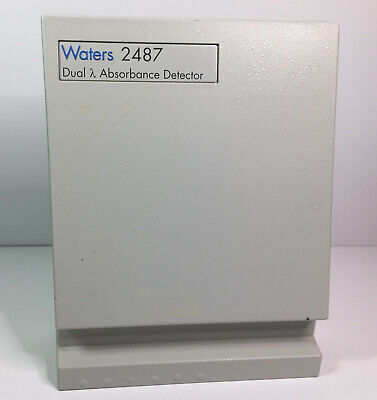Waters 081189 Rev E Front Lid /Hatch / Cover for 2487 Dual λ Absorbance Detector