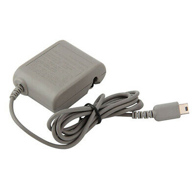 Home Wall Travel US-Plug Charger AC Power Adapter Cord for DS Lite NDSL Gray