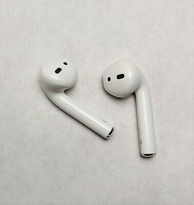 Genuine Apple AirPods 2nd Generation  Left/Right/Pair or Case Only - MV7N2AM/A