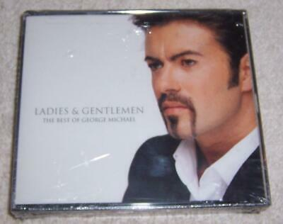 Ladies & Gentlemen - The Best of George Michael 2 CD Set NEW SEALED