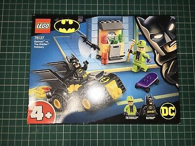 Lego 76137 DC Super Heroes Batman vs. The Riddler Robbery