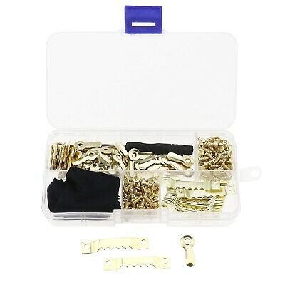 25pcs Picture Saw Tooth Hanger For Photo Frame Wedding Digital Painting Gold
