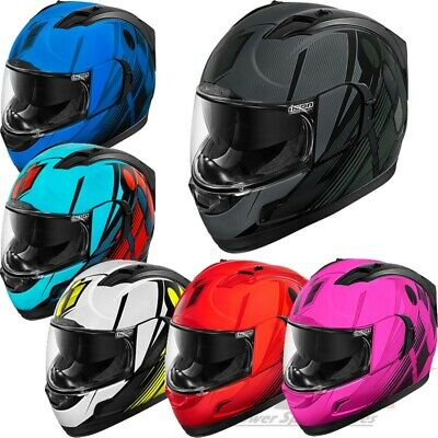 Icon Alliance GT Primary Motorcycle Helmet CLOSEOUT