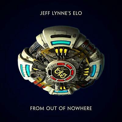 Jeff Lynne's ELO - From Out of Nowhere - ID15z - CD Longplay