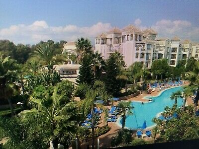 Marriott Playa Andaluza 2 Bed RENTAL 23rd may -30th may 2020 1/2 term