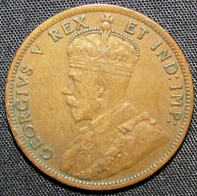 1911 Canada 1 Cent Coin