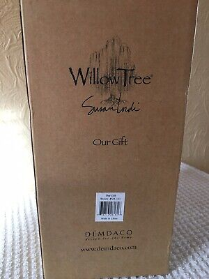 BNIB Willow Tree Our Gift Figure