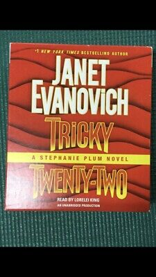 janet evanovich stephanie plum Audio Cd Unabridged