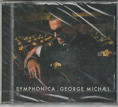 George Michael- Symphonica Factory Sealed BRAND NEW CD Free 1st Class UK P&P