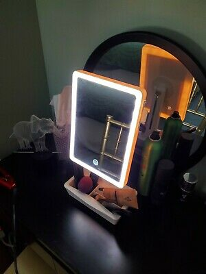 """Vanity mirror with lights 12"""" . Flat rate shipping!"""