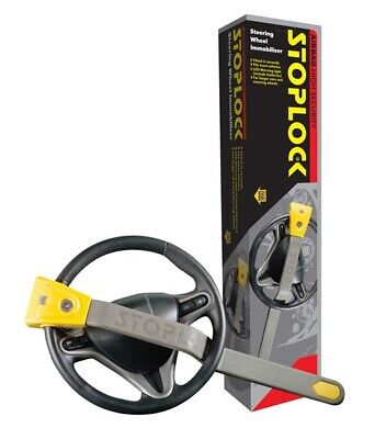 Steering Wheel Lock 134-66 STOPLOCK