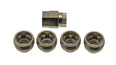 Locking Wheel Nuts - Standard- MCGARD- 24012SU