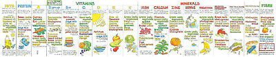 Nutrition Wallchart