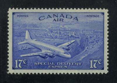 Canada CE3 SG S16 MNH V F 17c Air Mail [6205] CV=$11.25  Special Delivery