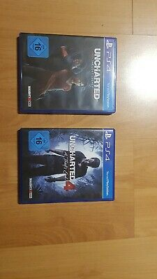 Ps4 Uncharted 4 The Thief's End
