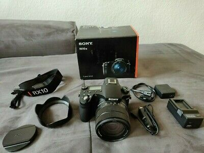 Sony Cyber-shot DSC-RX10 III 20.1MP Digitalkamera Bridgekamera 24-600 mm TOP !!!