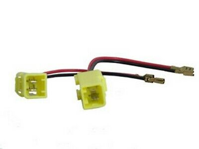 Speaker Adaptor Lead for Alfa Romeo & Fiat (1997-2004) SA-001 CELSUS