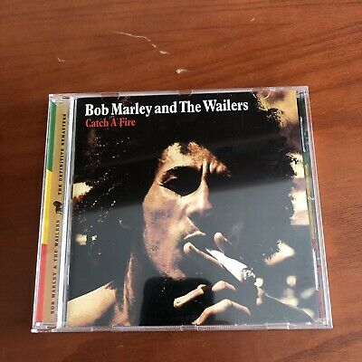 Bob Marley And The Wailers - Catch A Fire CD