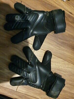Nike GK Vapor Grip 3 Size 6 (Small)  GS0347-011 Goalkeeper Gloves 'Triple Black'