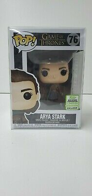 (LUP) Arya Stark 2019 Spring Convention Limited Edition Pop #76