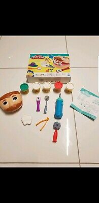 Childrens Play-doh Dentist Doctor drill and fill. Used once. Boxed