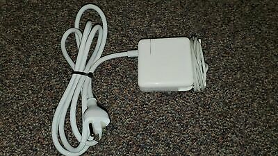 Genuine Apple MacBook Pro AC Power Wall Adapter Magsafe1 L 60W  A1344 16.5v