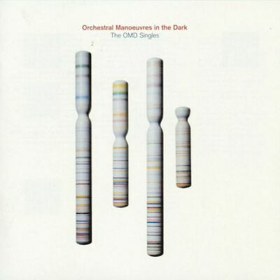 CDV2859 - Orchestral Manoeuvres In The Dark - The OMD Singles