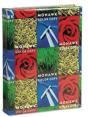 Mohawk Copier 80 Cover, 80 lb, 8-1/2 x 11, Bright White, 2250 Sheets