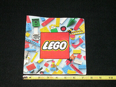 Lego Fabuland merchandise post card Dutch version vintage 01592