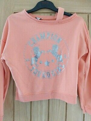 Girls River Island Top/Jumper Age 11/12 Years