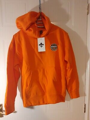 Scouts Hoody Orange Age12