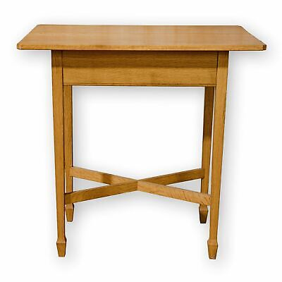 Arts & Crafts Cotswold School Furniture English Oak Hall table