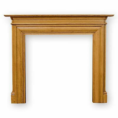 Arts & Crafts Cotswold School Oak Fire Surround